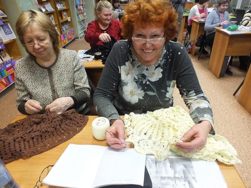 Курсы вязание крючком на бабушкинской